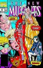 Nicieza, Fabian Deadpool Classic, Volume 1