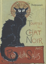 Steinlen Tournee Du Chat Noir (Foiled Journal)