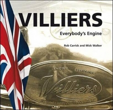 Rob Carrick,   Mick Walker Villiers Everybody`s Engine