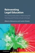Reinventing Legal Education