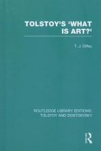 Diffey, T. J. Tolstoy`s `What Is Art?`