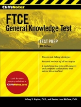 Kaplan, Jeffrey S. Cliffsnotes FTCE General Knowledge Test 4th Edition