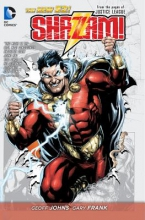 Johns, Geoff Shazam! Vol. 1 (the New 52)