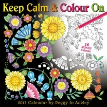 Ackley, Peggy Jo Cal 2017-Keep Calm & Colour on