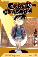 Aoyama, Gosho Case Closed 14