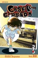 Aoyama, Gosho Case Closed 22