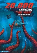 Verne, Jules 20,000 Leguas de Viaje Submarino