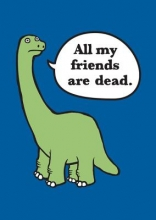 Monsen, Avery,   John, Jory All My Friends Are Dead Felt Journal