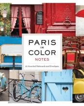 Nichole,Robertson Paris in Colour Notes