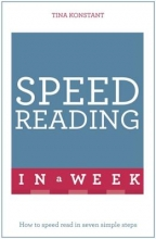 Konstant, Tina Speed Reading in a Week
