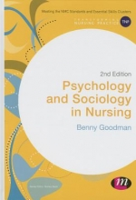 Benny Goodman Psychology and Sociology in Nursing