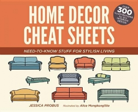 Probus, Jessica Home Decor Cheat Sheets