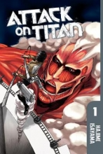 Isayama, Hajime Attack on Titan 1