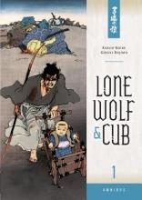 Koike, Kazuo Lone Wolf & Cub Omnibus, Volume 1