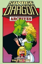 Larsen, Erik Savage Dragon Archives Volume 5
