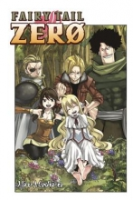 Mashima, Hiro Fairy Tail Zero
