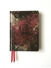 Wings of a Rose (Contemporary Foiled Journal)