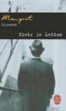 Simenon, Georges Pietr le letton