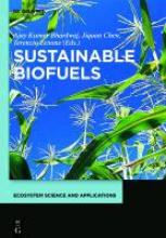 Bhardwaj, Ajay Kumar,   Zenone, Terenzio,   Chen, Jiquan Sustainable Biofuels