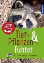 Saan, Anita van Tier- und Pflanzenführer. Kindernaturführer