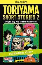Toriyama, Akira Toriyama Short Stories 02