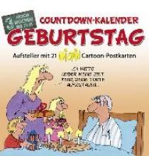 Stein, Uli Countdown-Kalender Geburtstag