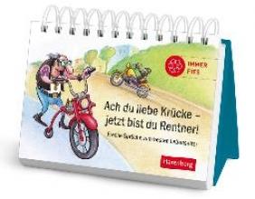 Ach du liebe Krcke - jetzt bist du Rentner! Geschenkbuch