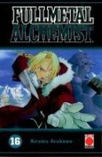 Arakawa, Hiromu Fullmetal Alchemist 16