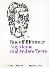 Blümner, Rudolf Ango laina und andere Texte