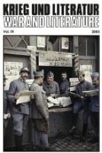 Krieg und Literatur War and Literature 9/2003