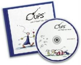 Hörtenhuber, Kurt Oups vom Planet des Herzen. CD