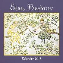 Beskow, Elsa Elsa-Beskow-Kalender 2018