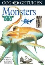 MONSTERS is een reis langs feit en fantasie, waarbij je oog in oog komt te staan met dodelijke spinnen, schorpioenen en woeste krokodillen. Maak kennis met angstaanjagende monsters uit mythen en legenden.