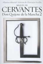 Miguel  Cervantes CERVANTES*DON QUIJOTE DE LA MANCHA 2