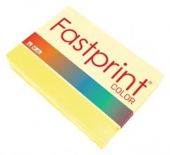 , Kopieerpapier Fastprint A4 120gr zwavelgeel 250vel