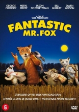 Fantastic Mr Fox DVD /