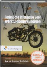 W. Verkaik J. van Gemerden, Technische informatie voor werktuigbouwkundigen