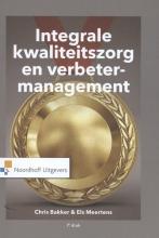 Els Meertens Chris Bakker, Integrale kwaliteitszorg en verbeter-management