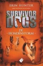 Erin  Hunter Survivor Dogs De hondenstorm