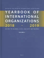 , Yearbook of International Organizations 2018-2019, Volume 3