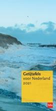 Rijkswaterstaat , Getijtafels voor Nederland 2021