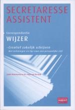 Paula van der Kolk Judith Winterkamp, Secretaresse Assistent Wijzer Creatief zakelijk schrijven Correspondentie wijzer