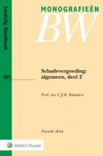 C.J.M.  Klaassen Schadevergoeding: algemeen Algemeen 2