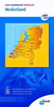, Anwb wegenkaart nederland