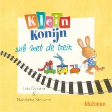 Lida Dijkstra , Klein Konijn wil met de trein
