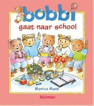 Monica  Maas Bobbi gaat naar school