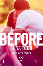Anna  Todd Before