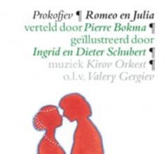 Prokofjev / Os, Erik van / Lieshout, Elle van Romeo en Julia + CD