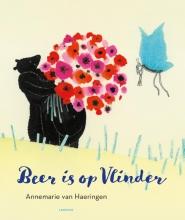 Annemarie van Haeringen Beer is op Vlinder
