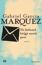 Gabriel  García Márquez De kolonel krijgt nooit post